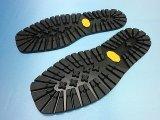 (2-1) ビブラムソール #1220黒 28cm (オールソール)