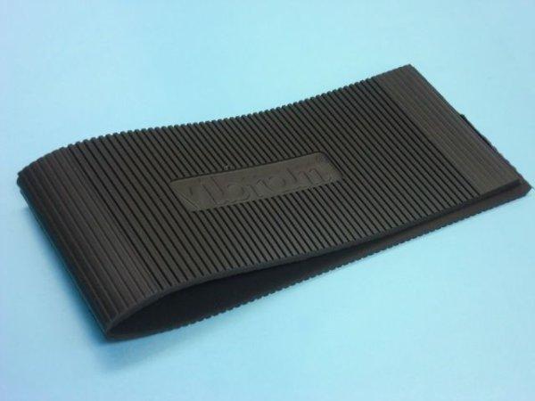 画像1: (7-2) ビブラムソール #8338・茶色 29cm (ゴムスポンジ板)