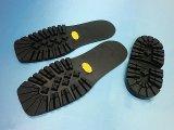 (4-1) ビブラムソール #1100黒 28cm (ソール&ヒール)