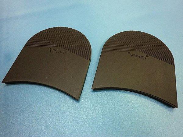 画像1: ビブラムリフト板 #5350 茶色  サイズNO-4(大)
