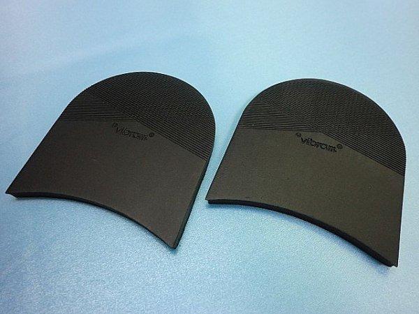 画像1: ビブラムリフト板 #5350 黒 サイズNO-1 (特小)