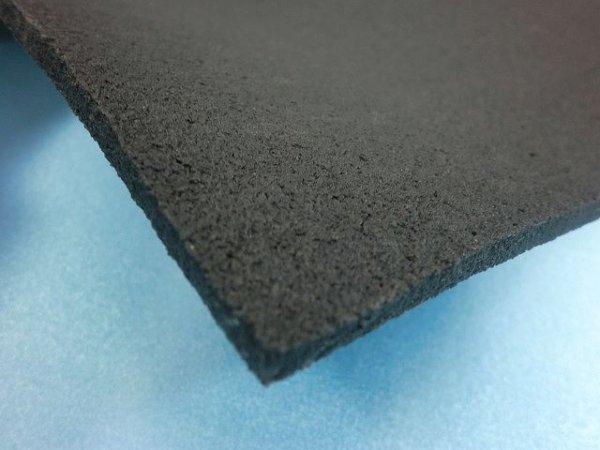 画像2: (黒)本底用天然クレープ板・6ミリ 黒色