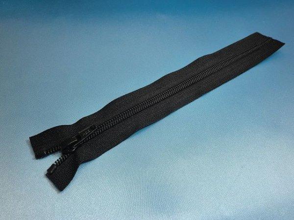 画像2: 射出ファスナー 30cm 黒 (10本セット)