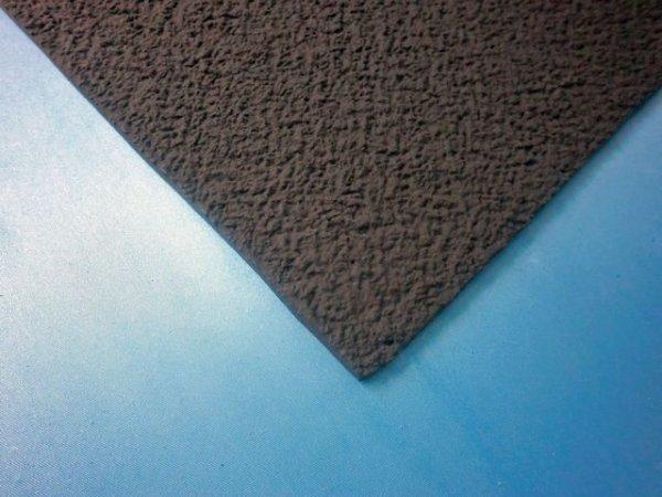 画像1: 合成・新クレープ板・6ミリ #1000 チョコ色
