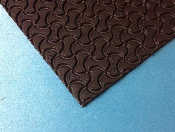 画像1: ビルケンシュトック・スポンジ板 10ミリ 茶色