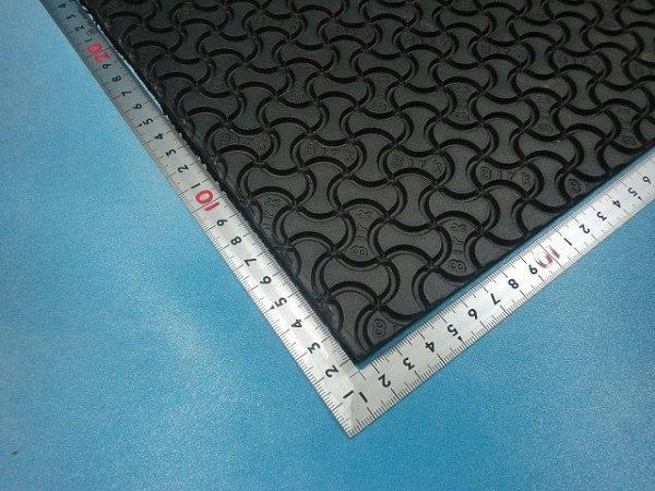 画像2: ビルケンシュトック・スポンジ板 10ミリ 黒