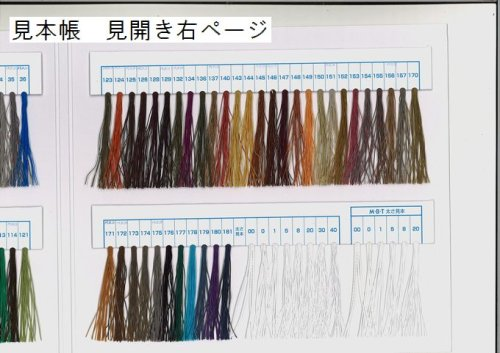 他の写真3: ビニモ糸 20番手/2000M巻