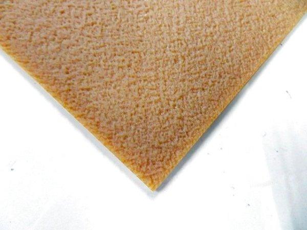 画像1: 合成・新クレープ板・6ミリ アメ色(ベージュ)