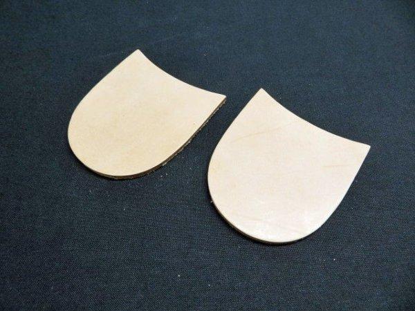 画像4: (M) 積上げヒール(吟付き) M サイズ