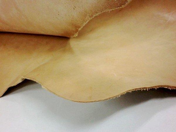 画像2: Wショルダー革 3ミリ厚 メキシコ製 158デシ (送料・個別発生品)