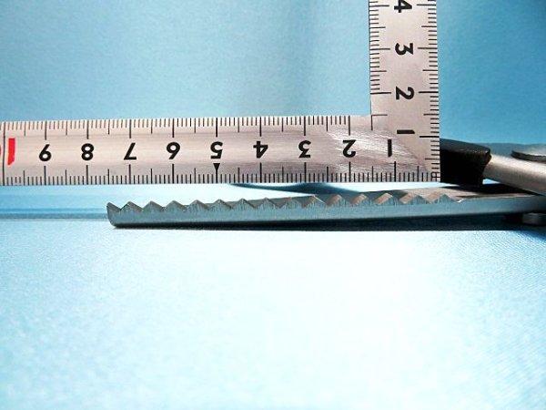 画像4: ピンキングハサミ・NO,818(5ミリ)