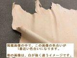 (原版) 167デシ 豚裏皮 素上げ ベージュ(KP-30)