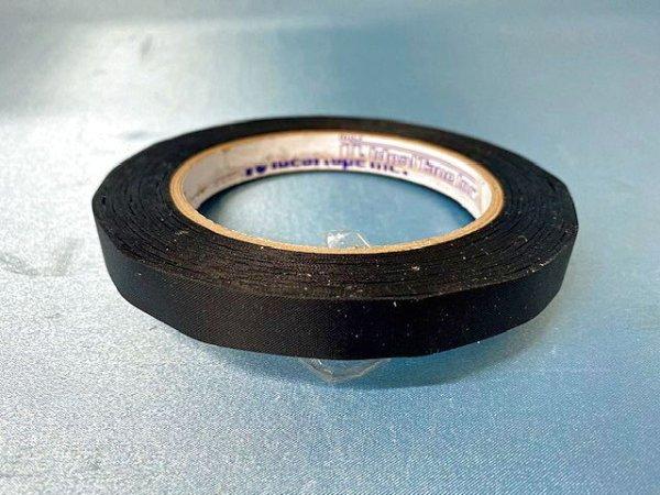画像1: Jナイロンテープ10mm 黒