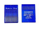 シュミッツミシン針 134 PCL(縫い針)