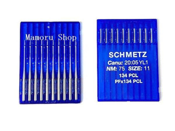 画像1: シュミッツミシン針 134 PCL(縫い針)