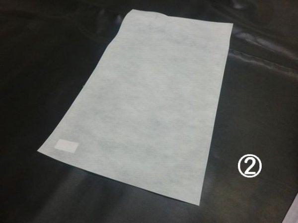 画像2: 不織袋・サラ (大) バラ100枚袋