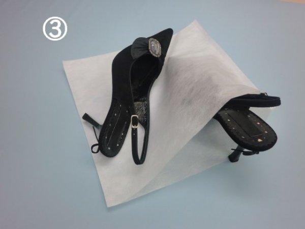 画像4: 不織袋・サラ (小) バラ100枚袋