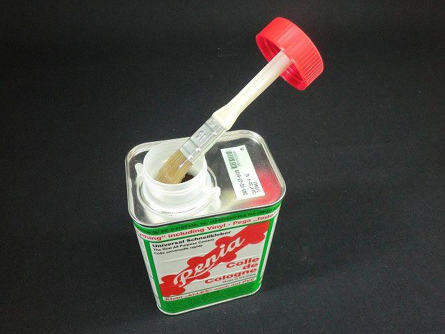 画像2: ドイツ製接着剤・コルデコローネ 1L缶