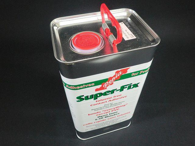 画像2: (取寄せ品)ドイツ製接着剤・スーパーフックス 4k缶