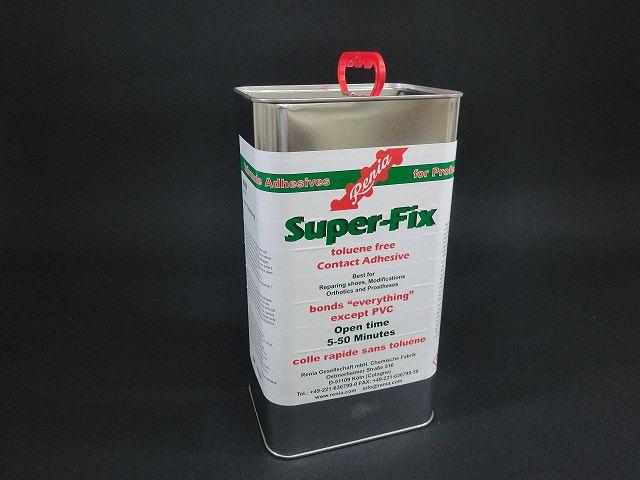 画像1: (取寄せ品)ドイツ製接着剤・スーパーフックス 4k缶